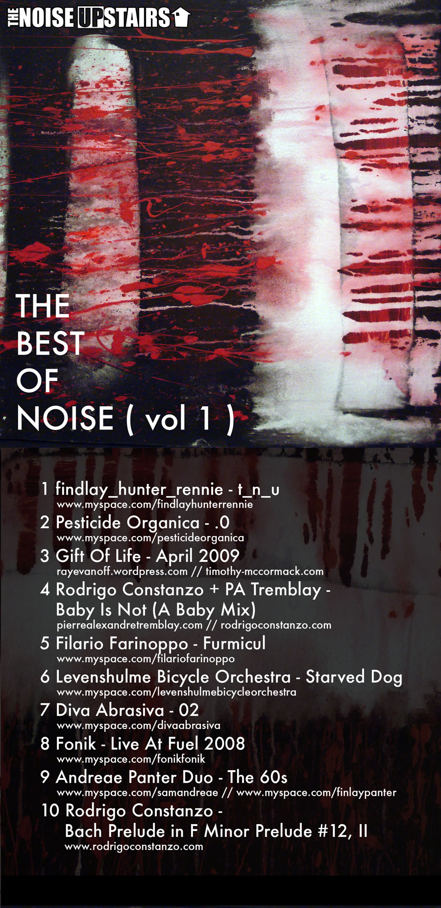 The Best of Noise (vol 1)