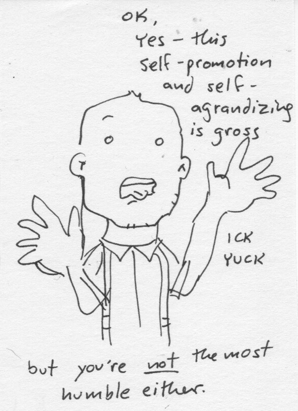 6-self-agrandizing